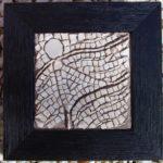 Danseuse monochrome de marbre